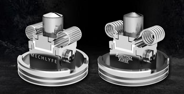Le Slatra accepte les montages en double coils ou dual mesh