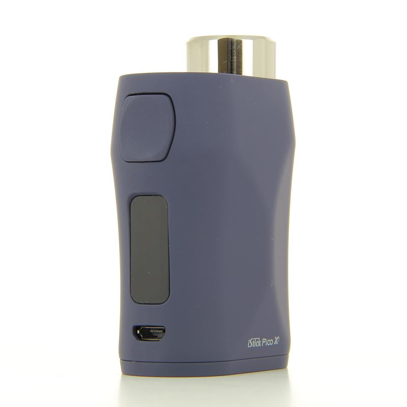 La box Pico X version bleu de la marque Eleaf