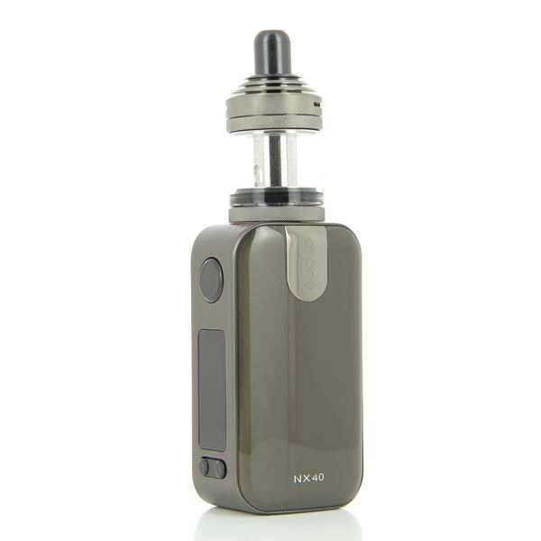 The Rover 2 Gunmetal kit from Aspire